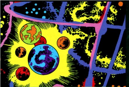Marvel's microverse.