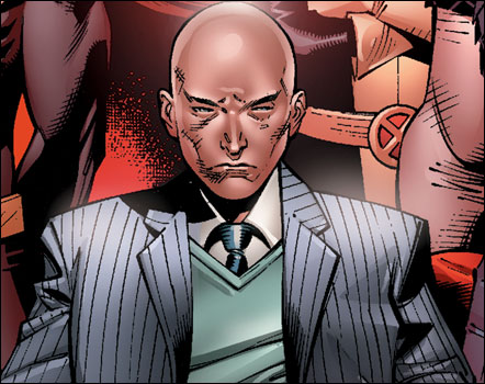 Personality ... MBTI Enneagram Charles Xavier (Marvel Comics) ... loading picture