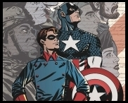 Cap and Bucky