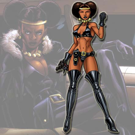 Deadly Nightshade - Marvel Comics - Tilda Johnson - Profile ...