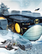 S.H.E.I.L.D. Helicarrier