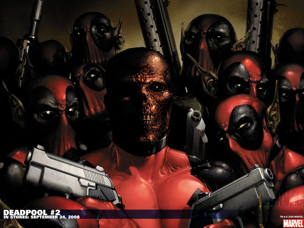 Read Deadpool Saga for Free