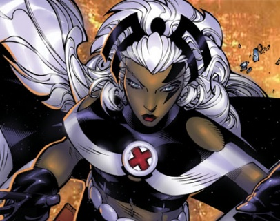 Storm Superhero Marvel