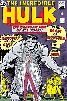 The Incredible Hulk (1962) #1