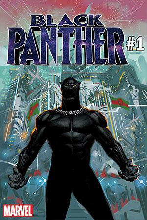 Black Panther #1 (2018)