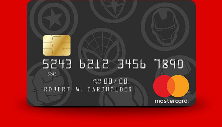 Marvel Icons Marvel Mastercard