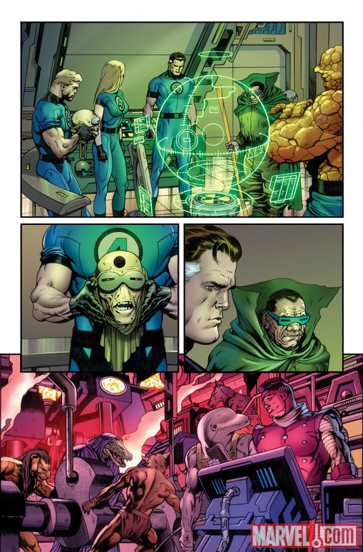 Fantastic Four # 575 (preview) 10824storystory_full-2642821.