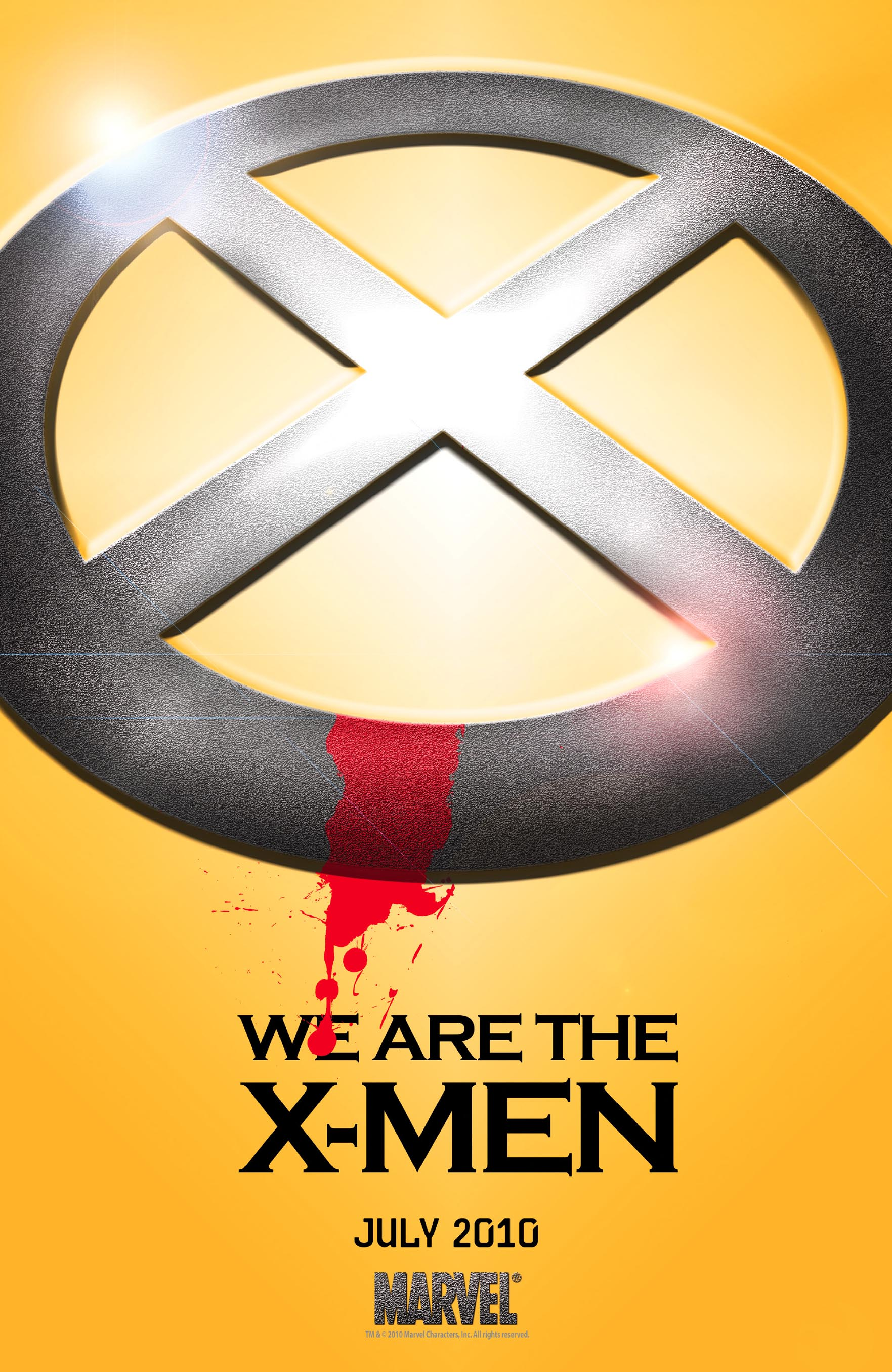 We are the X-Men