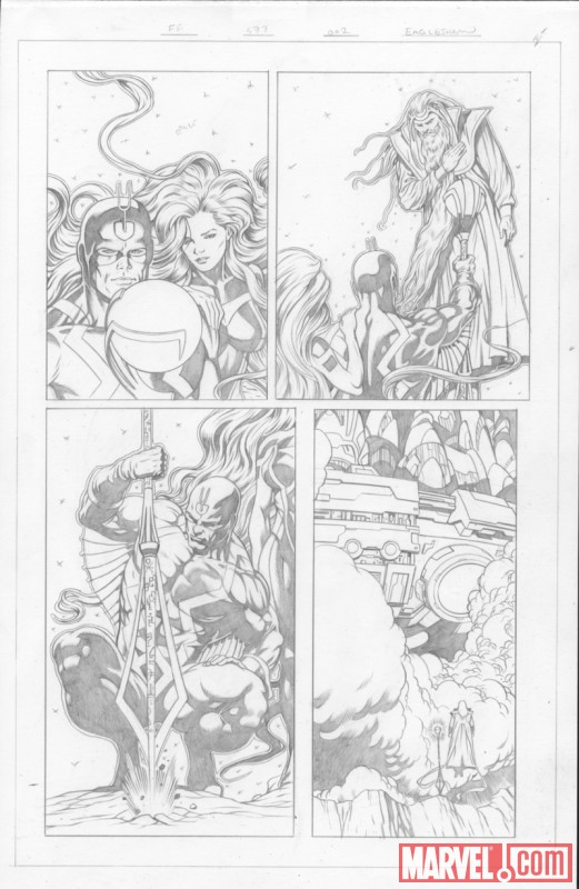 Fantastic Four # 577 (preview) 11532storystory_full-7732061.