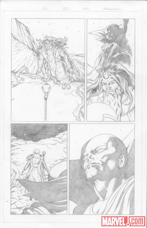 Fantastic Four # 577 (preview) 11532storystory_full-7732064.