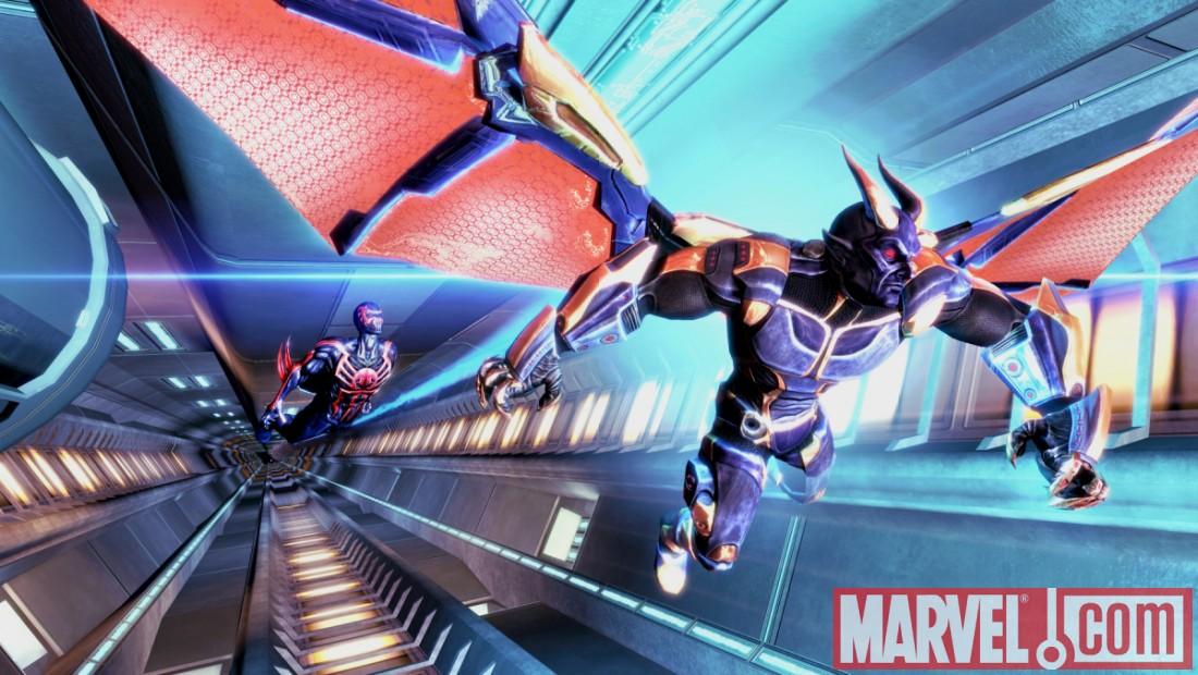 ספיידרמן מימדים מנופצים - Spiderman shuttered dimentions