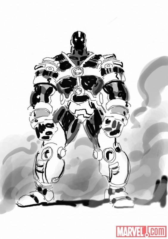 Deodato's Avengers