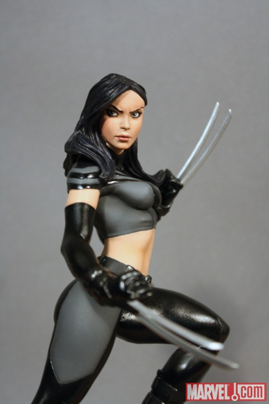 X-Force X-23 Fine Art Statue from Kotobukiya