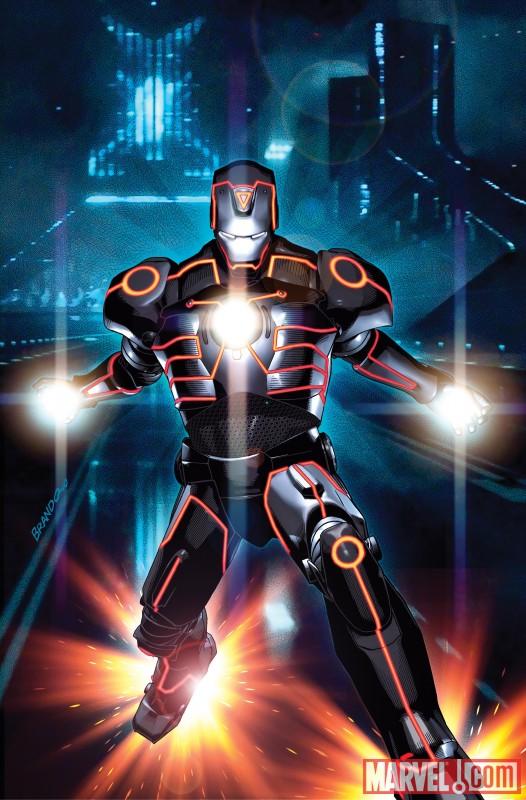 Invincible Iron Man #33