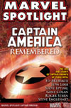 CAPTAIN AMERICA REMEMBERED