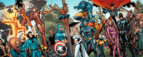 About Marvel Universe
