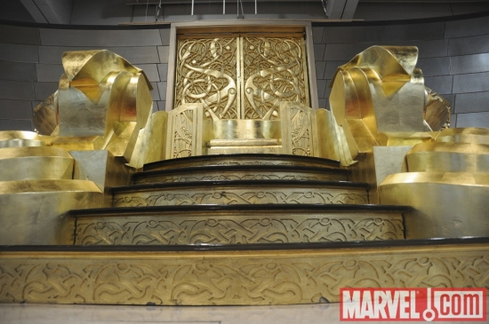 thor movie loki helmet. Then they unveiled the helmets