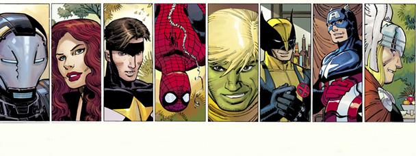 SNEAK PEEK: Avengers #1
