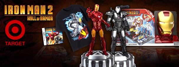 oh surprise il y a aussi plein de jouets figurines jeux de construction jeux vido lis au film etonnant non iron man - Jeux D Iron Man