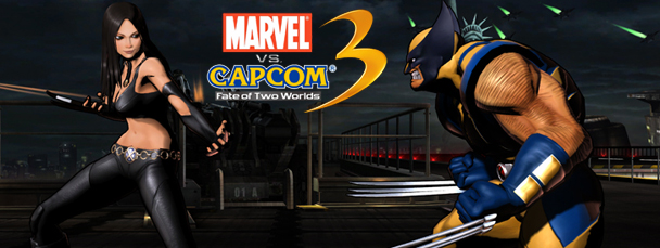 X-23 EN MARVEL VS. CAPCOM