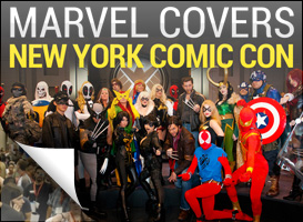 New York Comic Con 2012 Image Gallery