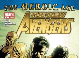 New Avengers (2010) #6