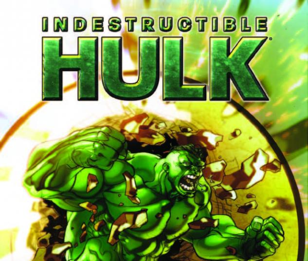 INDESTRUCTIBLE HULK 4 FERRY VARIANT