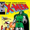 Uncanny X-Men (1963) #197 Cover
