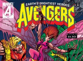 Avengers (1963) #394 Cover
