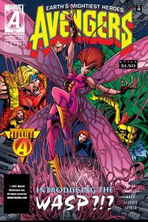 Avengers #394