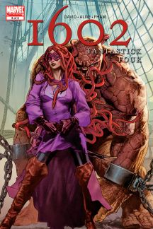 Marvel 1602: Fantastick Four #3