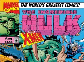 Incredible Hulk (1962) #455 Cover