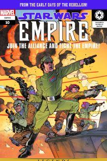 Star Wars: Empire #10