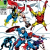 Avengers (1963) #58 cover