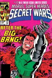 Secret Wars #12 