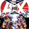 Avengers Vs. X-Men #1 second printing variant by Jim Cheung