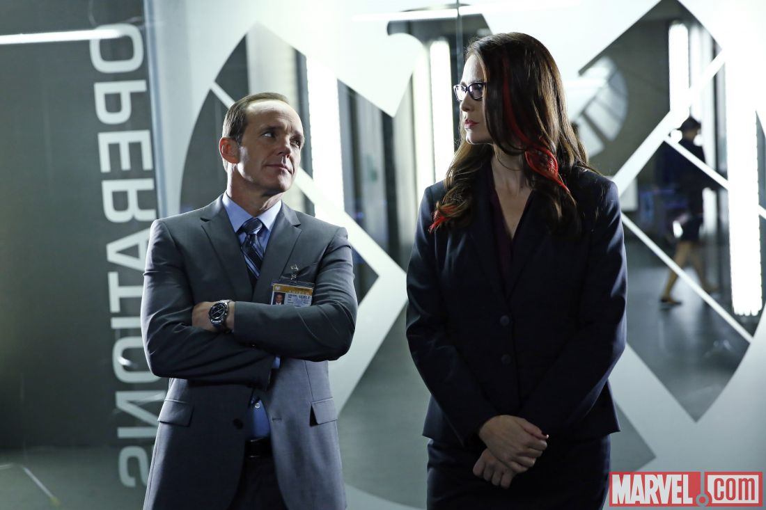Coulson and Victoria Hand