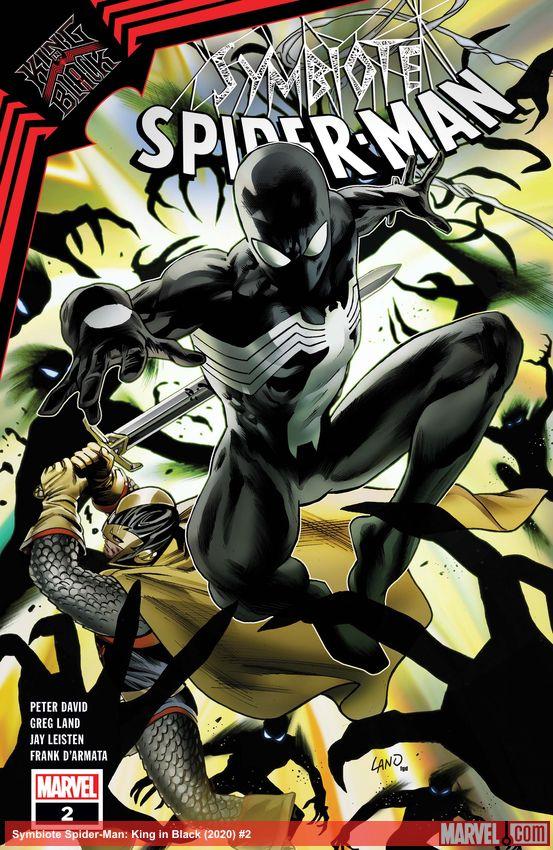 Symbiote Spider-Man: King in Black (2020) #2