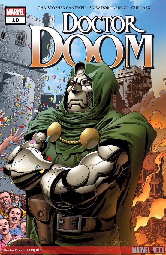 Doctor Doom (2019) #10