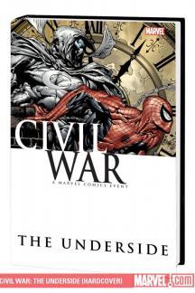 Civil War: The Underside (Hardcover)