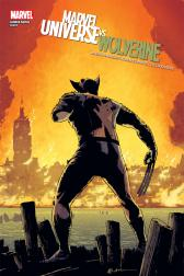 Marvel Universe Vs. Wolverine #4 