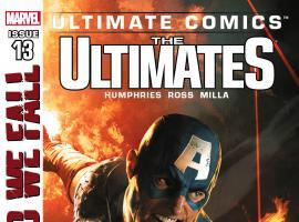 Ultimate Comics Ultimates #13 cover