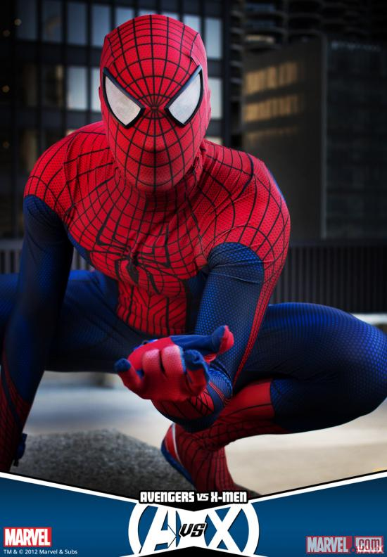 Marvel Cosplay Heroes: Spider-Man