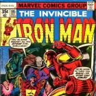 Iron Man (1968) #105 cover