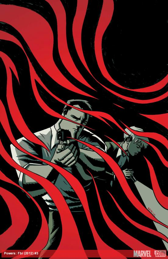 Powers: The Bureau #3
