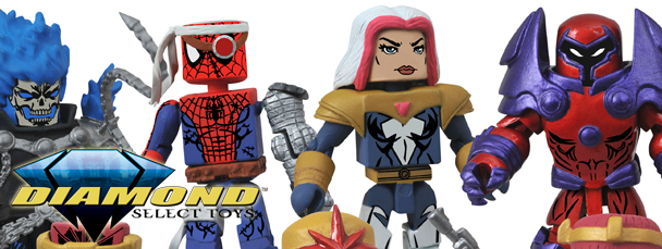 Marvel Minimates Series 50: Fan's Choice Series