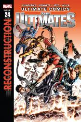 Ultimate Comics Ultimates  #24 