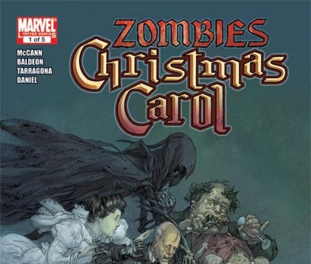 Marvel Zombies Christmas Carol (0000) #1