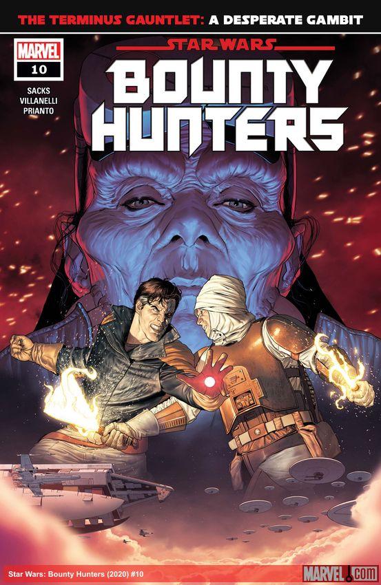 Star Wars: Bounty Hunters (2020) #10