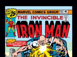 Iron Man (1968) #85 Cover
